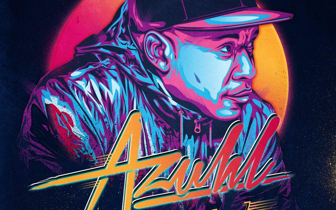 Azuhl's B-boy Toolkit Illustration